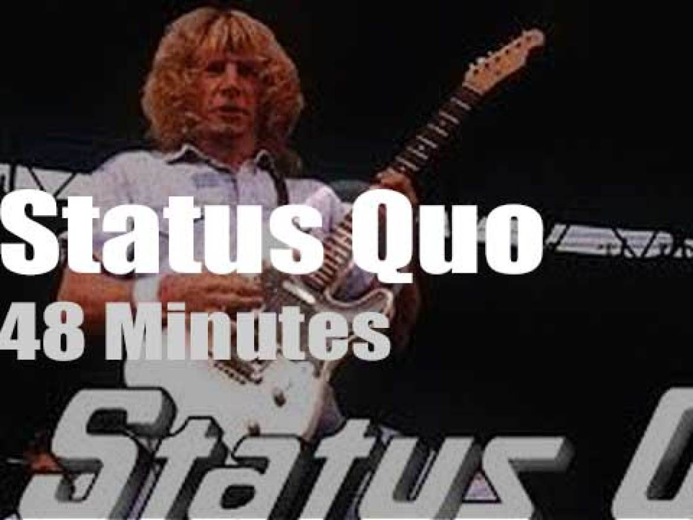 Status Quo go to East Berlin (1990)