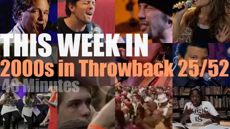 This week In  '2000s Throwback' 25/52