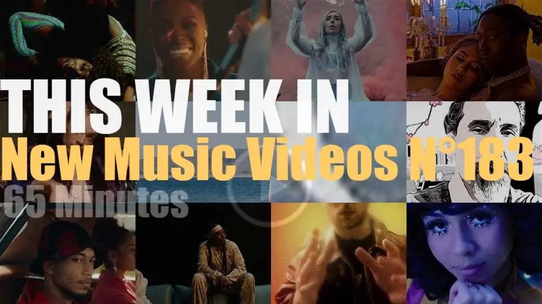 This week In New Music Videos N°183