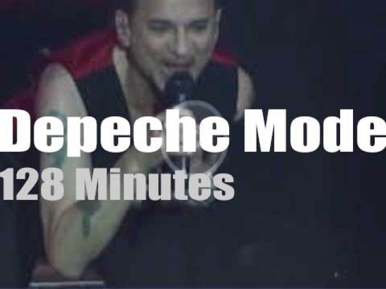 Depeche Mode close their Global tour in Berlin (2018)