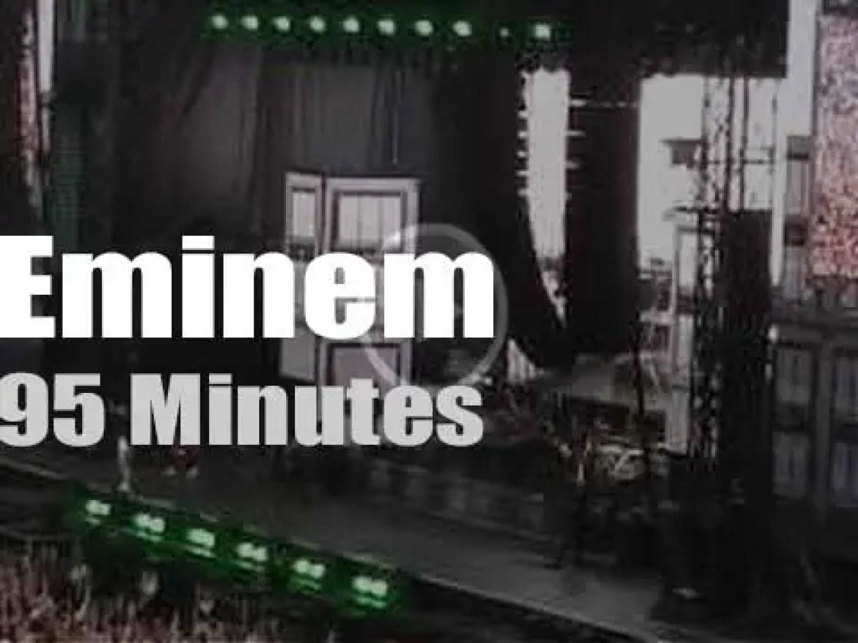 Eminem revives London (2018)
