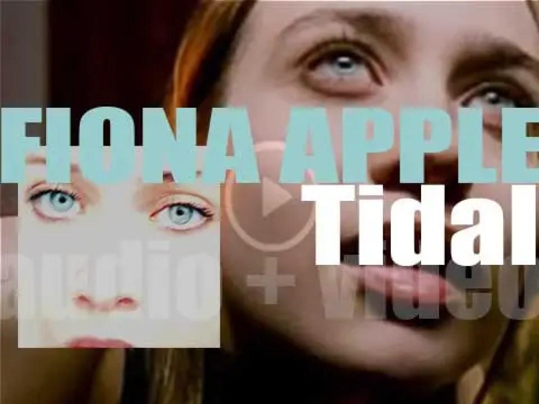 Fiona Apple releases  'Tidal,' her debut studio album featuring 'Criminal' (1996)