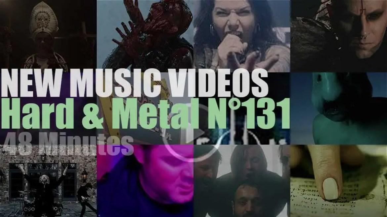 Hard & Metal New Music Videos N°131