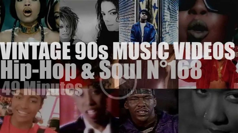 Hip-Hop & Soul N°168 – Vintage 90s Music Videos