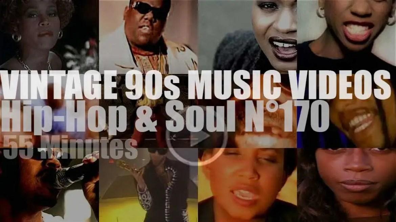 Hip-Hop & Soul N°170 – Vintage 90s Music Videos