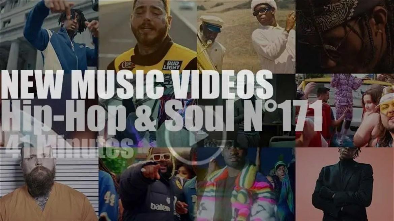 Hip-Hop & Soul N°171 – New Music Videos