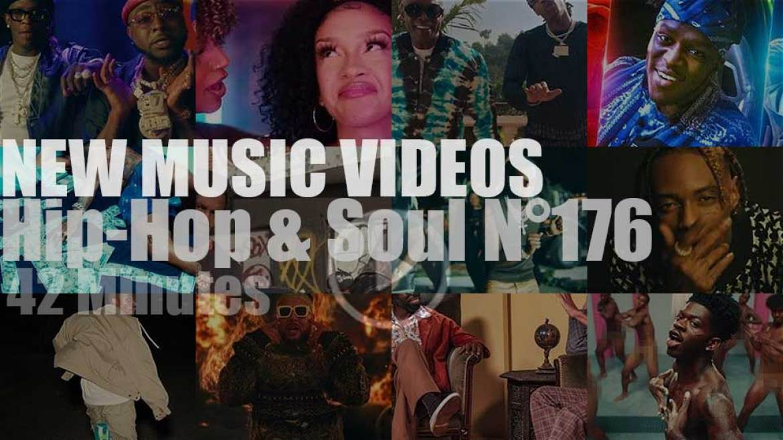 Hip-Hop & Soul N°176 – New Music Videos