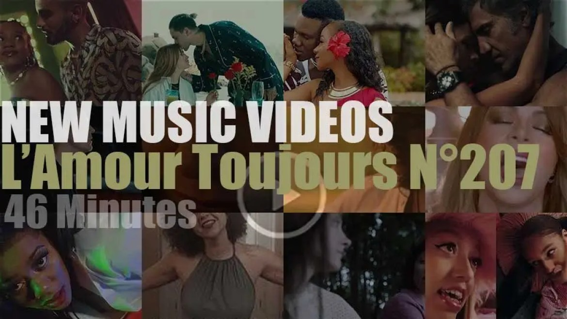 'L'Amour Toujours'  N°207 – New Music Videos