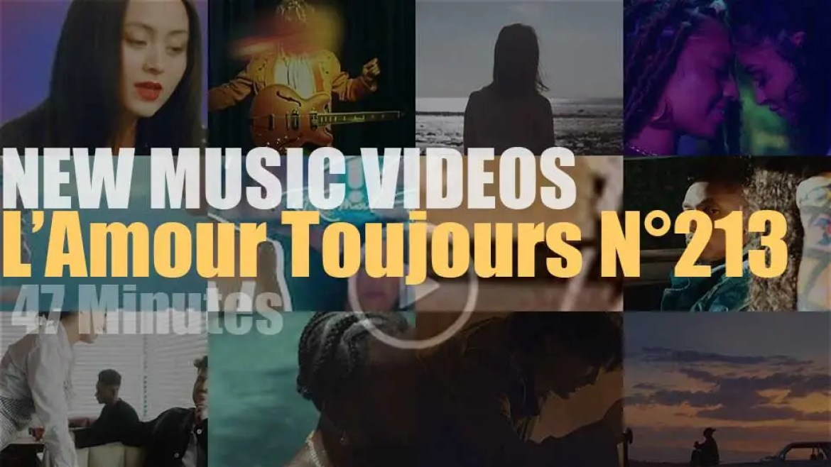 'L'Amour Toujours'  N°213 – New Music Videos