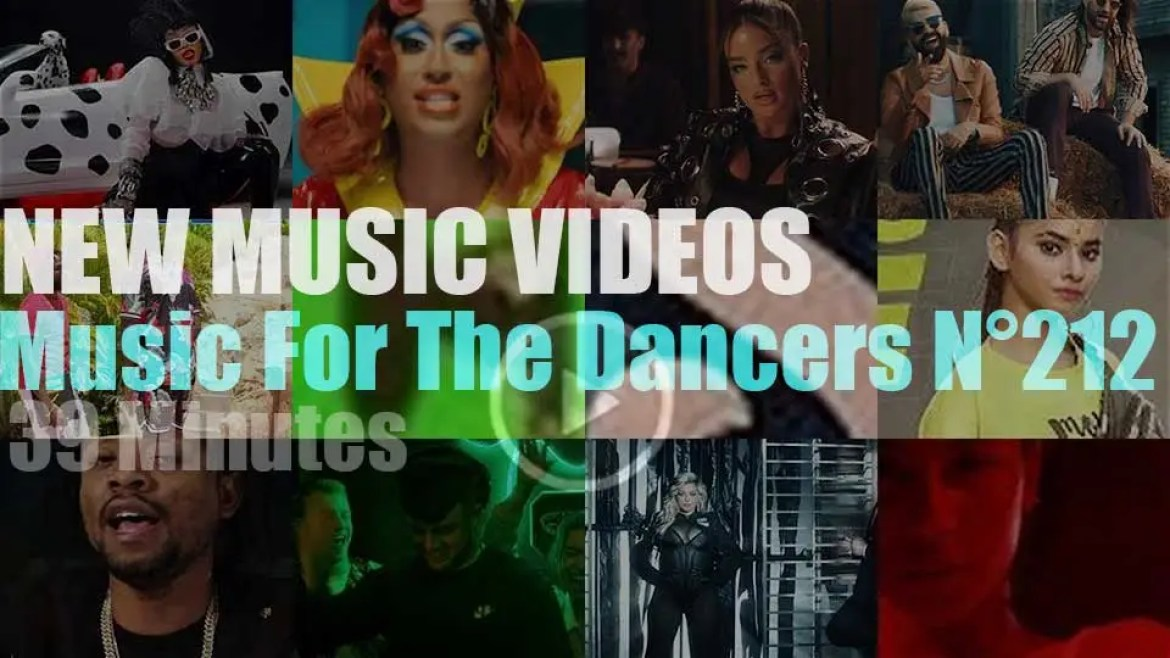 'Music For The Dancers' N 212 – New Music Videos