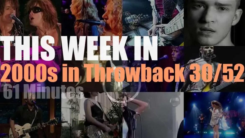 This week In  '2000s Throwback' 30/52