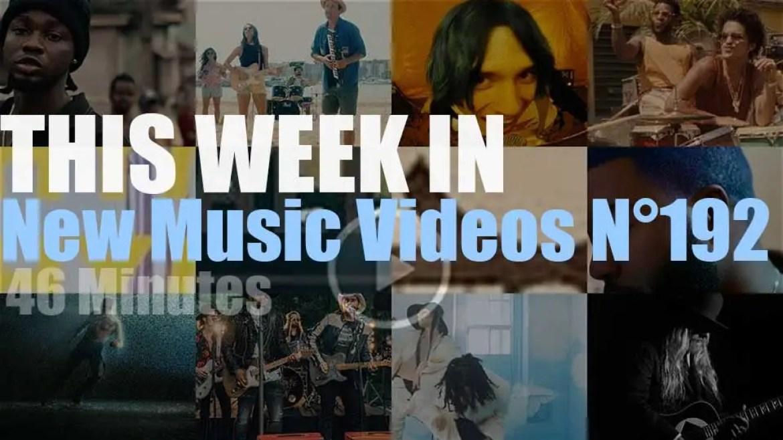 This week In New Music Videos N°192
