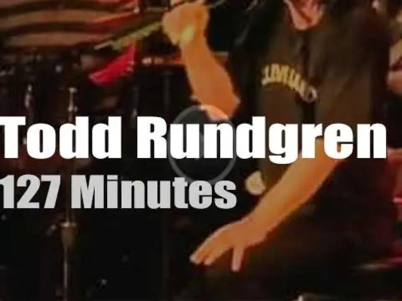 Todd Rundgren performs 'on request' (2011)