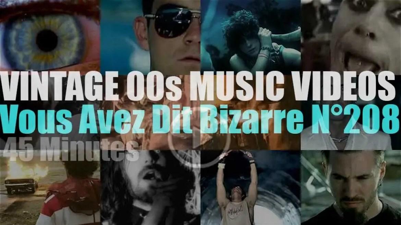 'Vous Avez Dit Bizarre'  N°208 – Vintage 2000s Music Videos