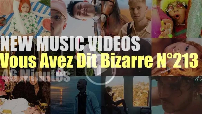 'Vous Avez Dit Bizarre'  N°213 – New Music Videos