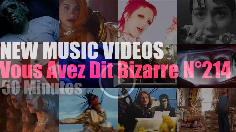 'Vous Avez Dit Bizarre'  N°214 – New Music Videos