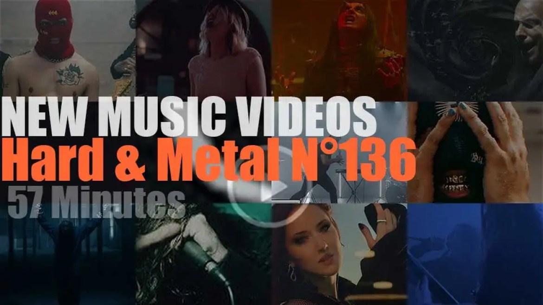 Hard & Metal New Music Videos N°136
