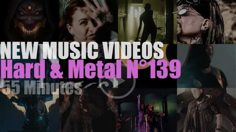 Hard & Metal New Music Videos N°139