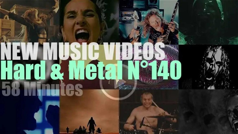 Hard & Metal New Music Videos N°140