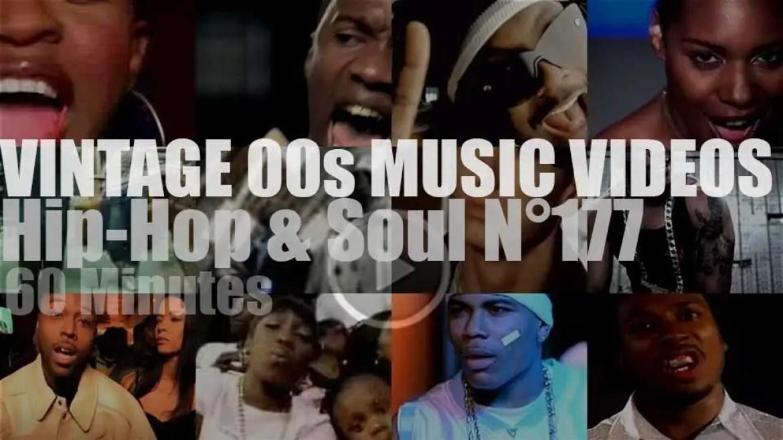 Hip-Hop & Soul N°177 – Vintage 2000s Music Videos