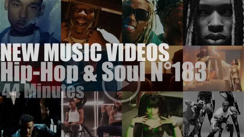 Hip-Hop & Soul N°183 – New Music Videos