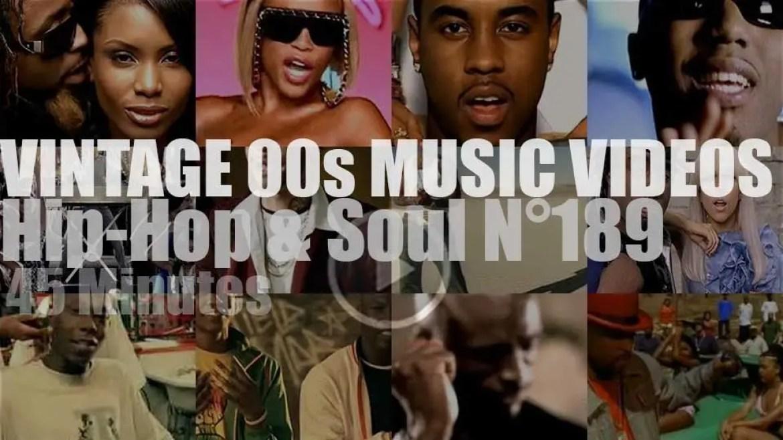 Hip-Hop & Soul N°189 – Vintage 2000s Music Videos
