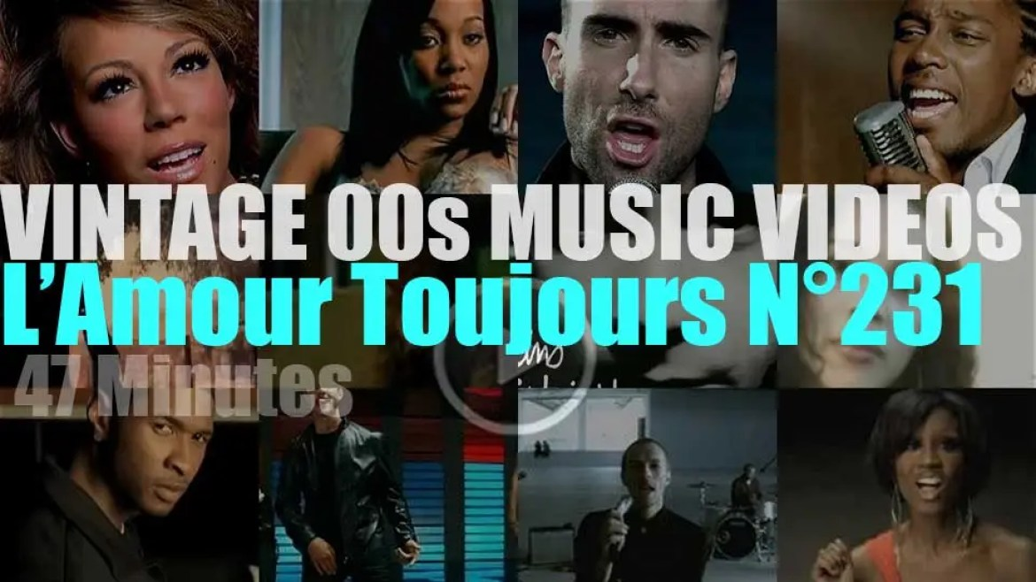 'L'Amour Toujours'  N°231 – Vintage 2000s Music Videos