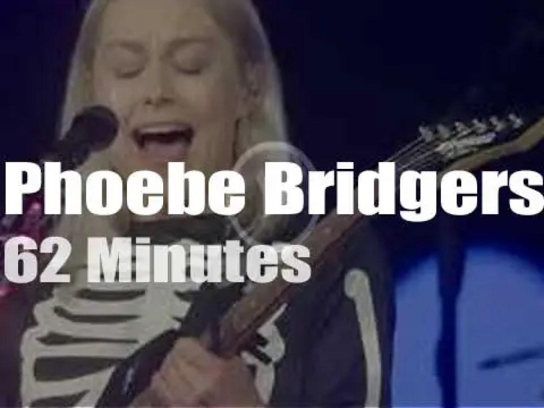Phoebe Bridgers rocks Red Rocks (2020)