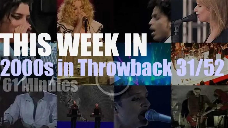 This week In  '2000s Throwback' 31/52