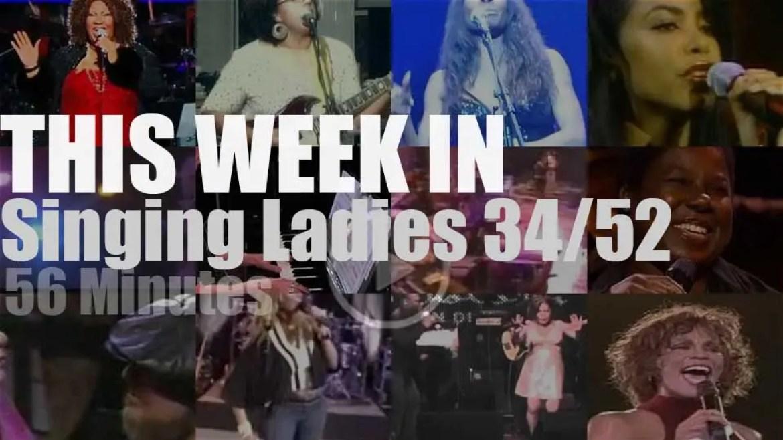 This week In Singing Ladies 34/52
