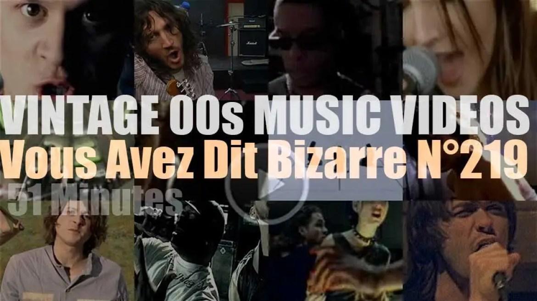 'Vous Avez Dit Bizarre'  N°219 – Vintage 2000s Music Videos