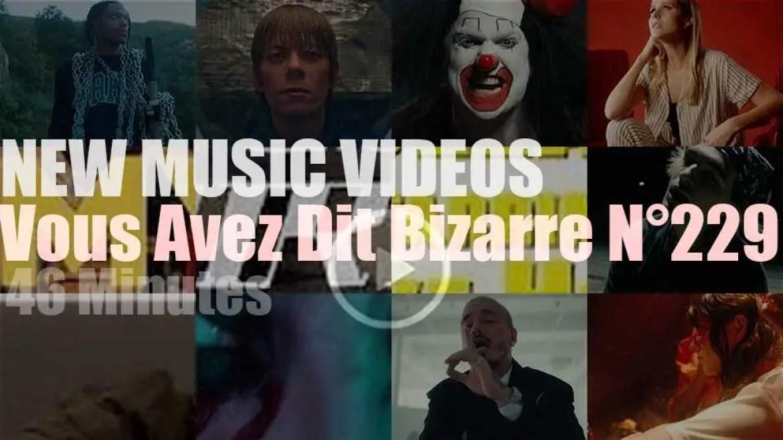 'Vous Avez Dit Bizarre'  N°229 – New Music Videos