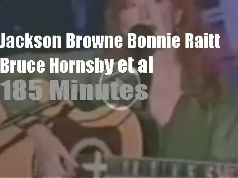 Bonnie, Jackson et al are The Sensitive Ones in Colorado (1999)