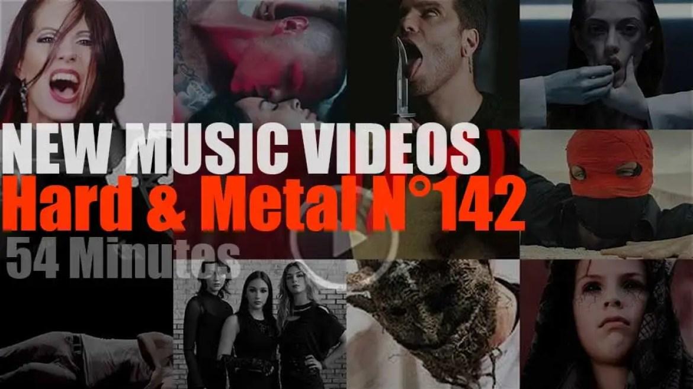 Hard & Metal New Music Videos N°142