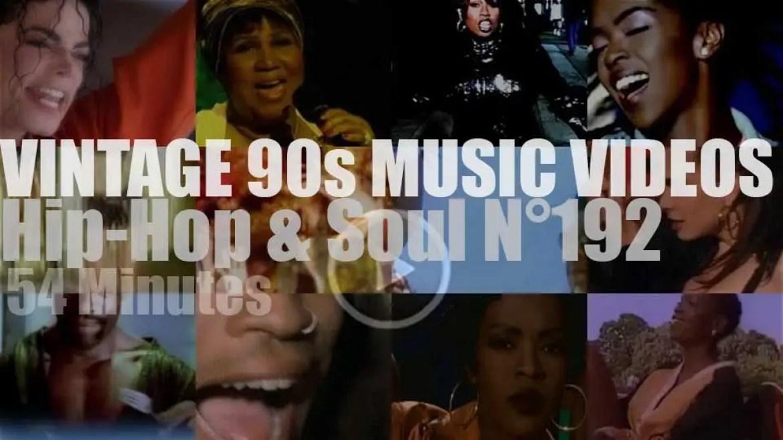 Hip-Hop & Soul N°192 – Vintage 90s Music Videos
