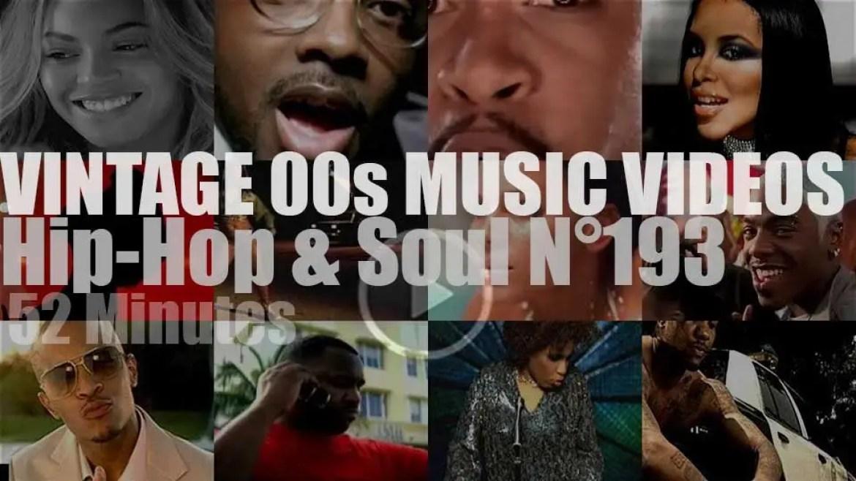 Hip-Hop & Soul N°193 – Vintage 2000s Music Videos