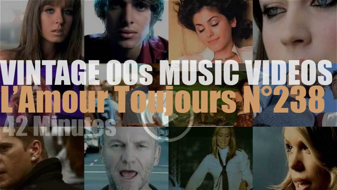 'L'Amour Toujours'  N°238 – Vintage 2000s Music Videos