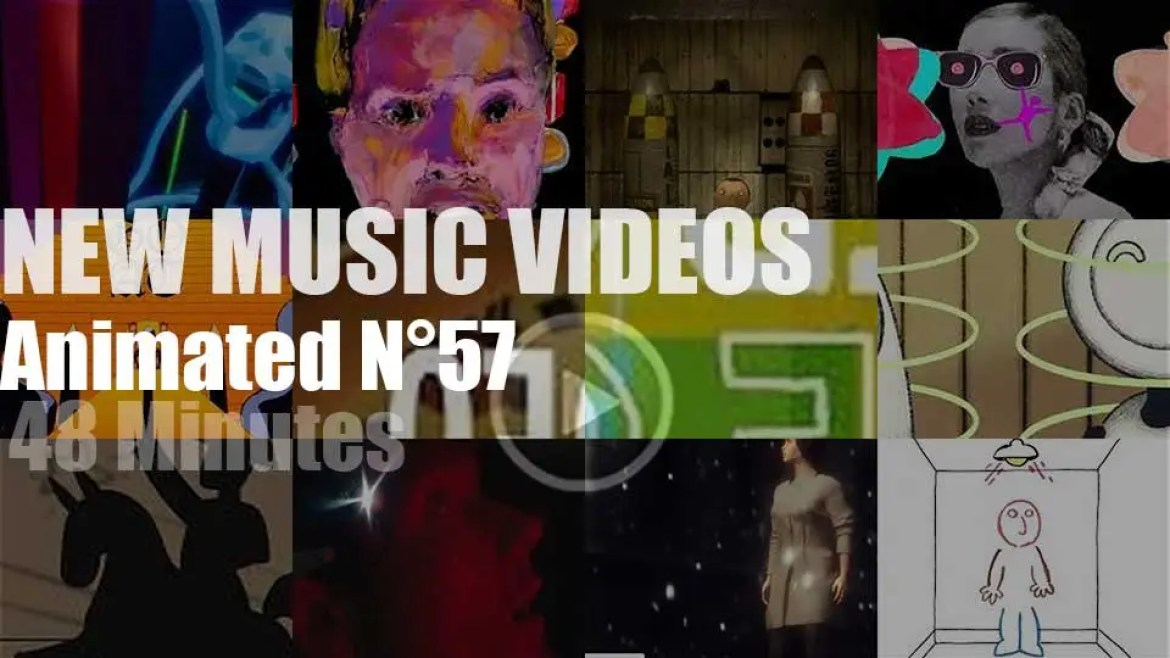 New Animated Music Videos N°57