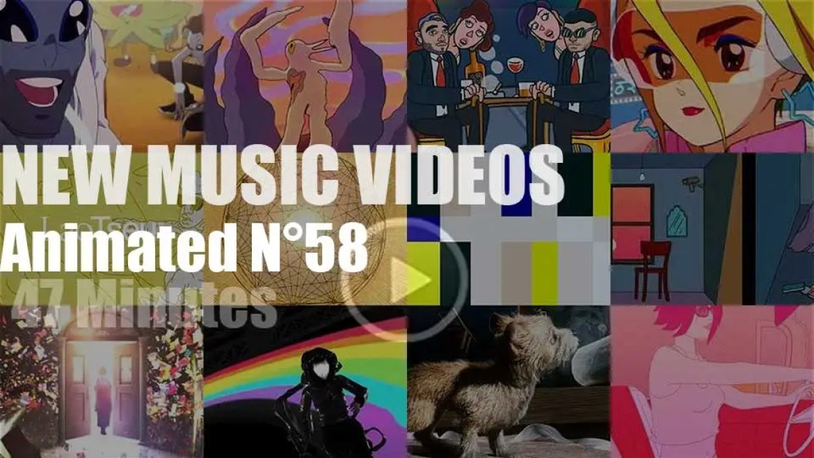 New Animated Music Videos N°58