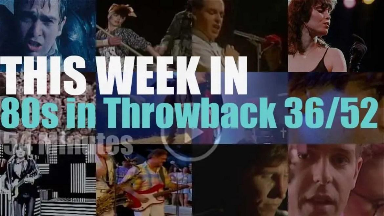 This week In '80s Throwback' 36/52