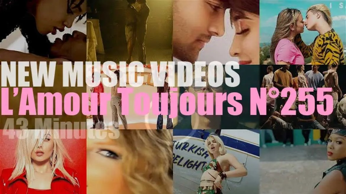 'L'Amour Toujours'  N°255 – New Music Videos
