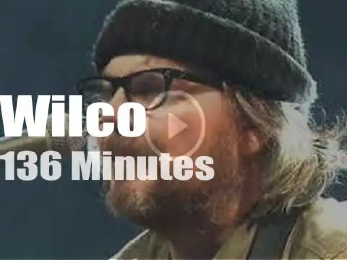 Wilco present their 'Ode to Joy' to Brooklyn (2019)