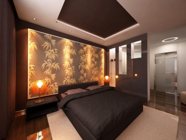 дизайн интерьера спальни 2