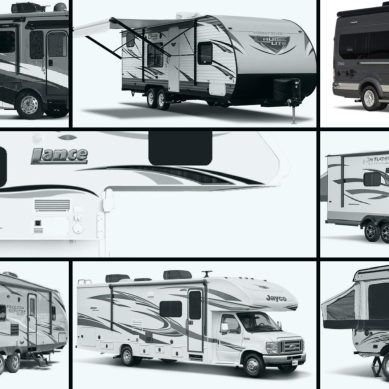 The Different Types of RVs Explained
