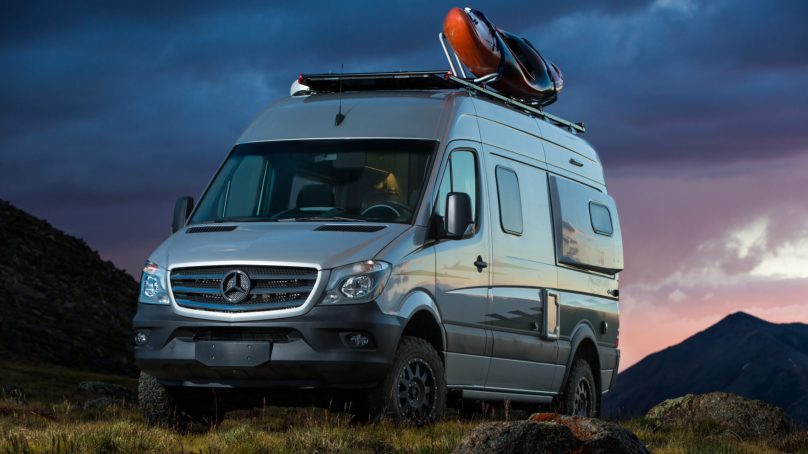 New Winnebago Models Announced, Including 4×4 All-Season Class B