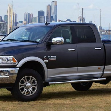 1.8 Million RAM Trucks Recalled for Unsafe Gearshifts