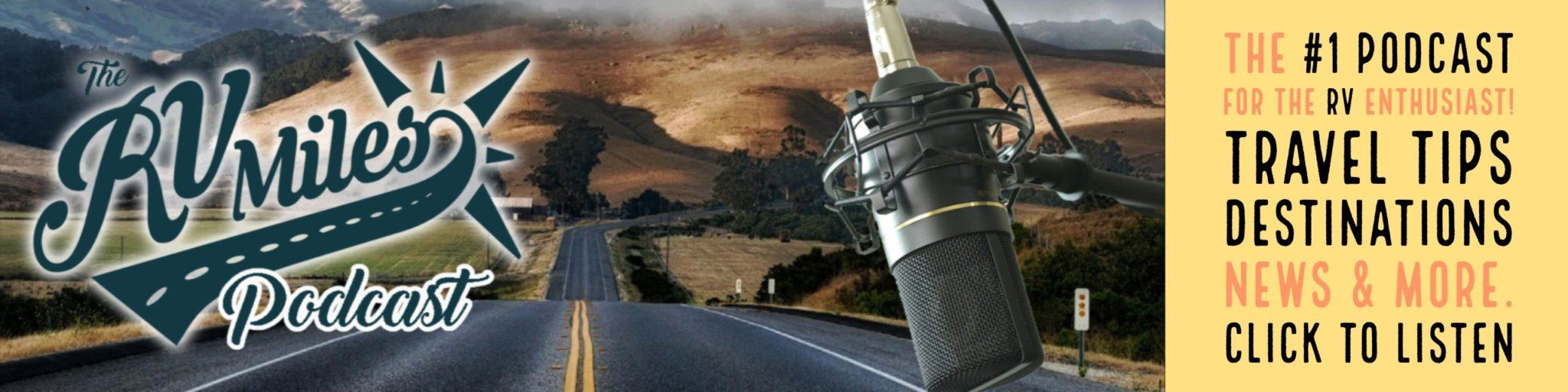 RV Miles Podcast