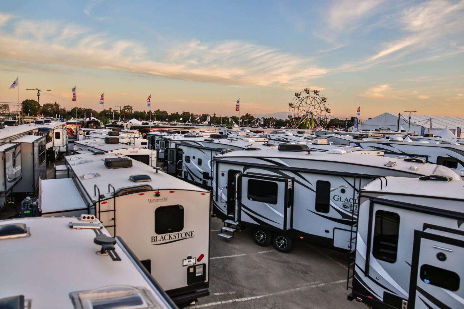 Upcoming Rv Show Schedule State By State Rv Miles