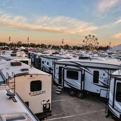 Upcoming RV Show Schedule, State by State