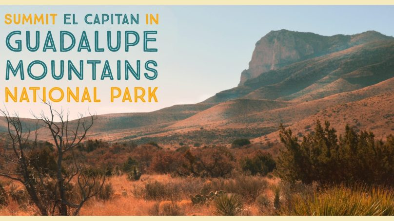 Episode 31 — Guadalupe Mountains and Stress Free Family Camping